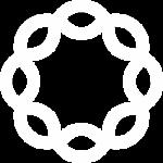 Ribbon Logo Icon